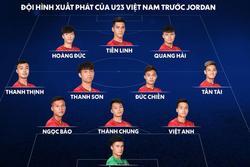 'HLV Park cất Đức Chinh để tránh rủi ro cho U23 Việt Nam'