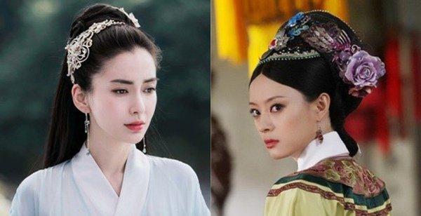 Không còn được Huỳnh Hiểu Minh chống lưng, sự nghiệp Angelababy ngày càng thảm hại-1