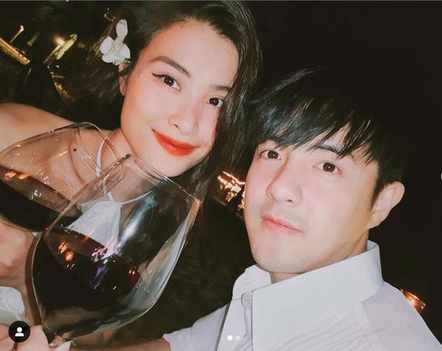 Đông Nhi mừng sinh nhật Ông Cao Thắng, dân mạng phát hờn vì vợ chồng son quá lãng mạn-3
