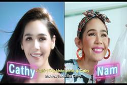 'Thiên thần nội y Thái Lan' gây sốc trong phim hài Tết là ai?