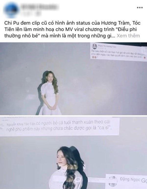 Netizen Việt hả dạ khi Tóc Tiên cư xử thâm thúy trước hành động xấu hổ của Chi Pu: thẳng mặt từ chối nhắc tên vì không muốn PR free cho ai đó-2