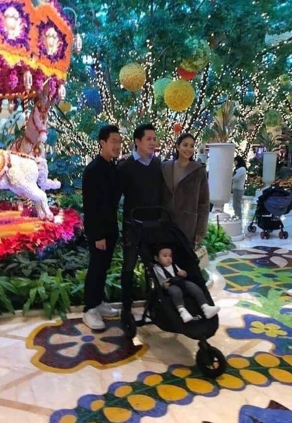 Lộ diện chồng sắp cưới của hoa hậu Phạm Hương, chính là đại gia được đồn đoán 2 năm qua?-1