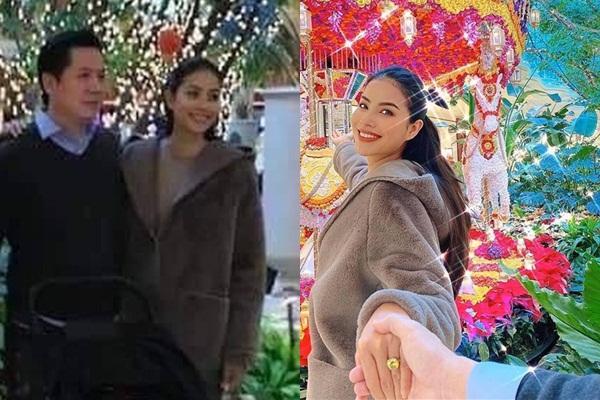 Lộ diện chồng sắp cưới của hoa hậu Phạm Hương, chính là đại gia được đồn đoán 2 năm qua?-2