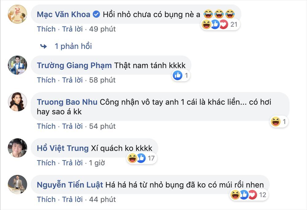 Hứa Minh Đạt đăng ảnh độc lạ của Lâm Vỹ Dạ thuở bé, dìm đẹp bà xã không thương tiếc-3