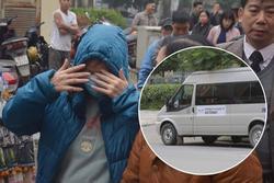 Xét xử vụ bé trai trường Gateway tử vong: Bà Quy che mặt khi đến tòa, cô chủ nhiệm khóc nức nở