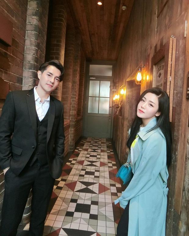 Khoe ảnh sinh nhật anh trai, em gái Ông Cao Thắng làm dân tình chú ý về nhan sắc mẹ ruột-4