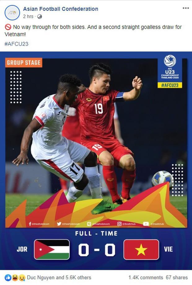 Fan Thái Lan tìm mọi mưu hèn kế bẩn để châm chọc Việt Nam sau trận hòa với U23 Jordan-1