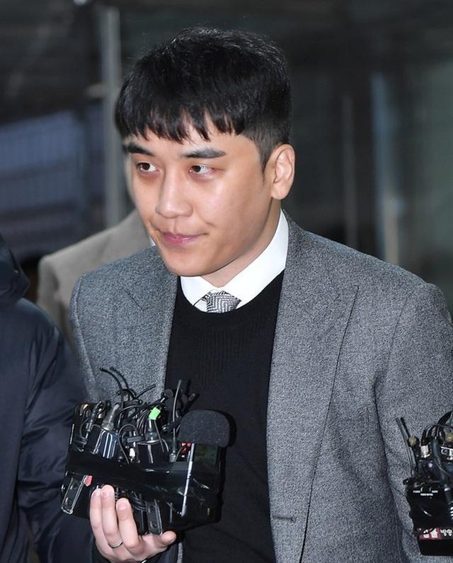 Tòa án lần thứ hai từ chối yêu cầu bắt giam Seungri-2