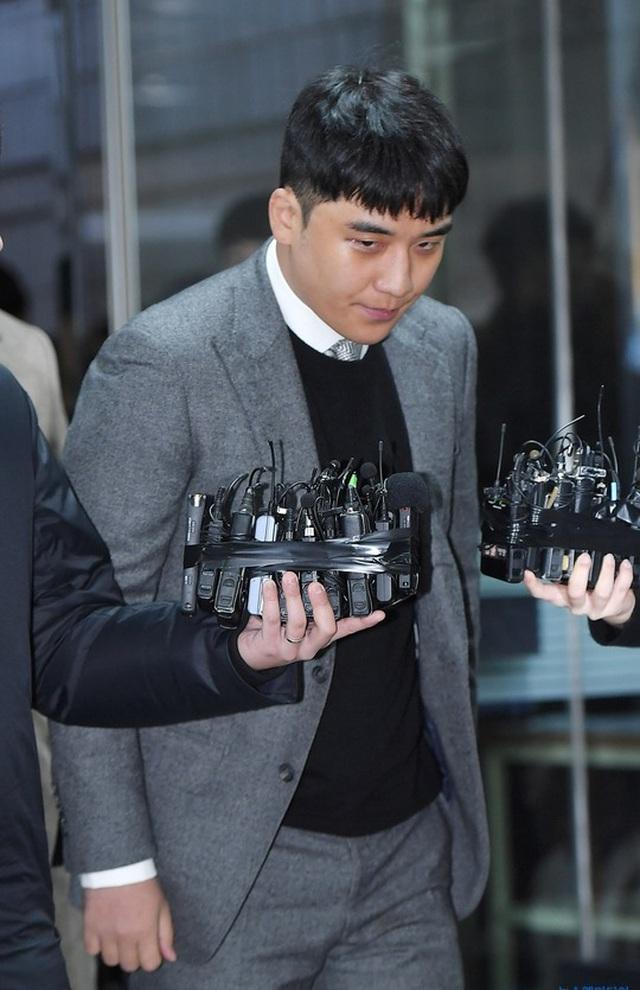 Tòa án lần thứ hai từ chối yêu cầu bắt giam Seungri-3