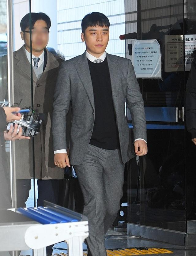 Tòa án lần thứ hai từ chối yêu cầu bắt giam Seungri-5