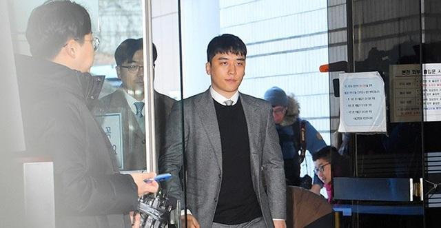 Tòa án lần thứ hai từ chối yêu cầu bắt giam Seungri-6