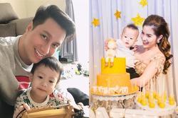 Sau ồn ào giành quyền nuôi con, Việt Anh tiết lộ đã hoàn thành tâm nguyện sống cùng quý tử