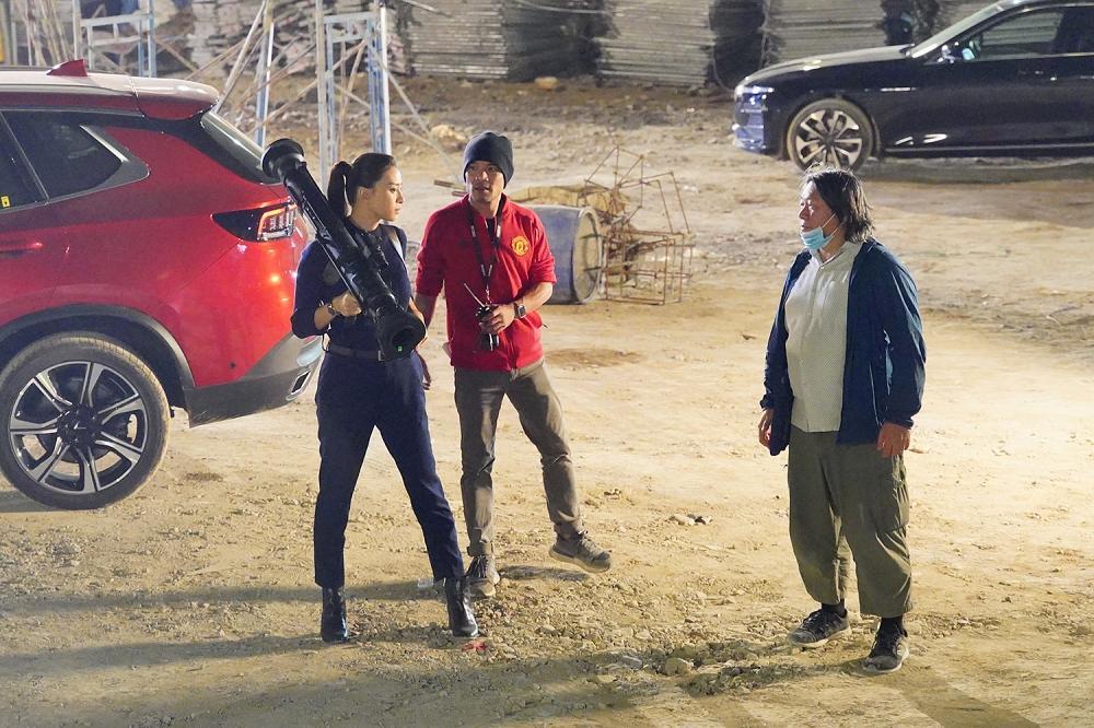 Ngô Thanh Vân tiếp tục làm đả nữ trong phim chiếu 30 Tết-2