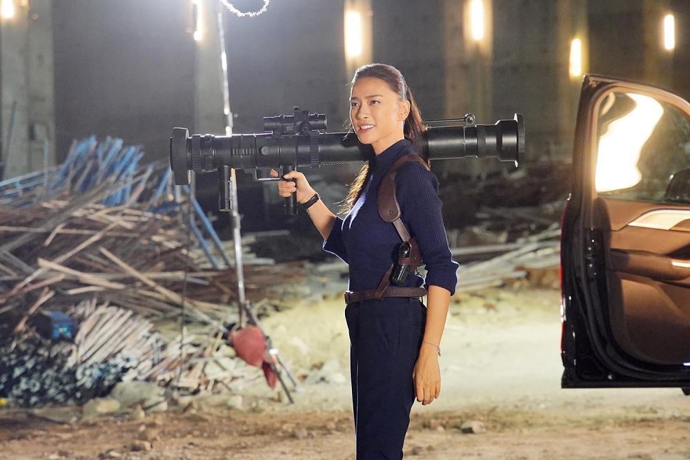 Ngô Thanh Vân tiếp tục làm đả nữ trong phim chiếu 30 Tết-3