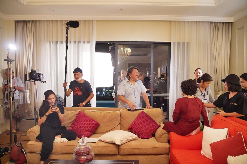Ngô Thanh Vân tiếp tục làm đả nữ trong phim chiếu 30 Tết-6