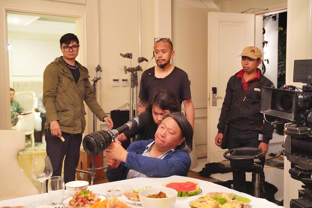 Ngô Thanh Vân tiếp tục làm đả nữ trong phim chiếu 30 Tết-7