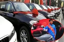 SẾP NGƯỜI TA: Hết thưởng tết bằng tiền mặt lại tặng nhân viên hẳn xe BMW