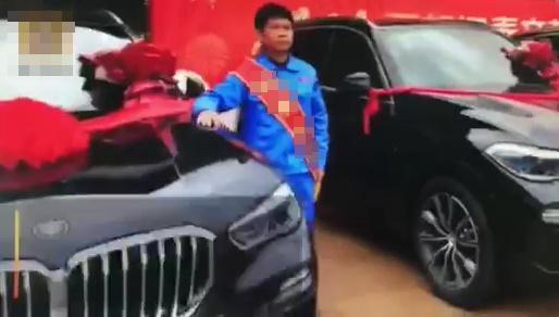 SẾP NGƯỜI TA: Hết thưởng tết bằng tiền mặt lại tặng nhân viên hẳn xe BMW-2