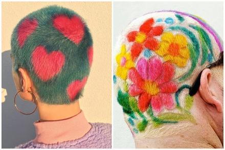 Tết này thử một lần chơi lớn với những kiểu tóc nhuộm độc - lạ xem thiên hạ có trầm trồ