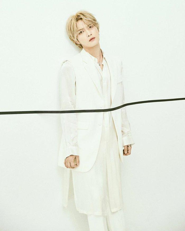 Sau 4 năm kể từ full album đầu tay, Kim Jae Joong trở lại với bản tình ca đẫm nước mắt-1