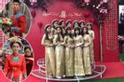 Dàn bê tráp 11 người nổi bật trong lễ ăn hỏi 'siêu to khổng lồ' của Duy Mạnh và ái nữ đại gia
