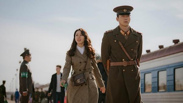 Hình ảnh ngọt ngào của Hyun Bin và Son Ye Jin trong 'Hạ cánh nơi anh-1