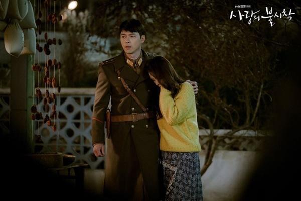 Hình ảnh ngọt ngào của Hyun Bin và Son Ye Jin trong 'Hạ cánh nơi anh-2