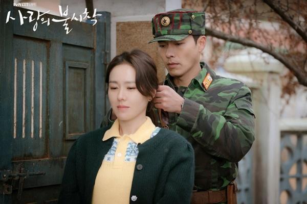 Hình ảnh ngọt ngào của Hyun Bin và Son Ye Jin trong 'Hạ cánh nơi anh-3
