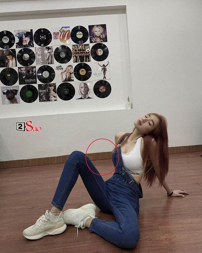 Đã để lộ điểm nhạy cảm cơ thể, Elly Trần còn bị bóc mẽ photoshop bất chấp đúng sai-6