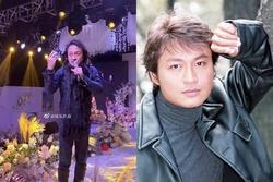 Mỹ nam phim Quỳnh Dao năm nào giờ đầu hói, đi hát đám cưới kiếm thu nhập