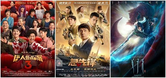 Cuộc chiến phim Tết giữa Thành Long với Vương Bảo Cường, Từ Tranh-1