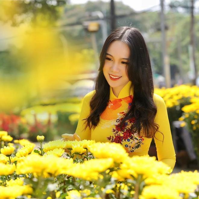 Các ái nữ nhà sao Việt có chiều cao nổi bật-9