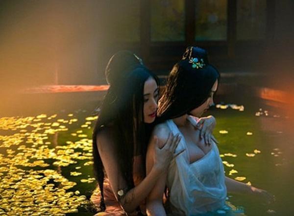 Top 10 cảnh nóng xứ Trung gây tranh cãi: Phạm Băng Băng bị chê phản cảm-15