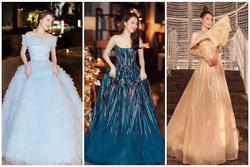 2019 là năm Nhã Phương liên tiếp gây thương nhớ bằng loạt đầm công chúa