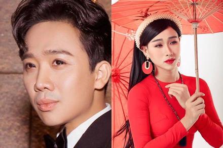 Lỗi make-up khiến gương mặt Trấn Thành bỗng nhiên biến thành Hải Triều