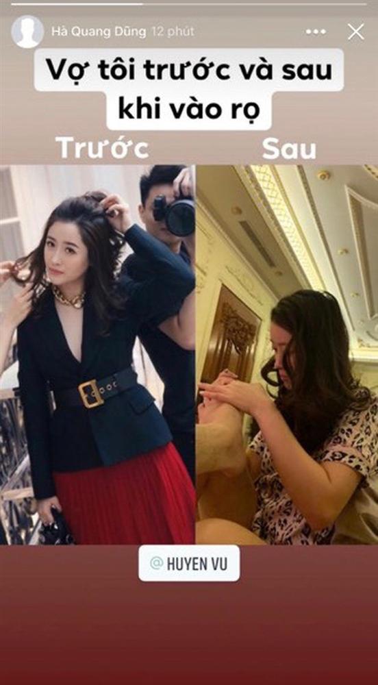Bà xã xinh đẹp của thiếu gia Hà Quang Dũng thay đổi một trời một vực kể từ sau khi lấy chồng-2