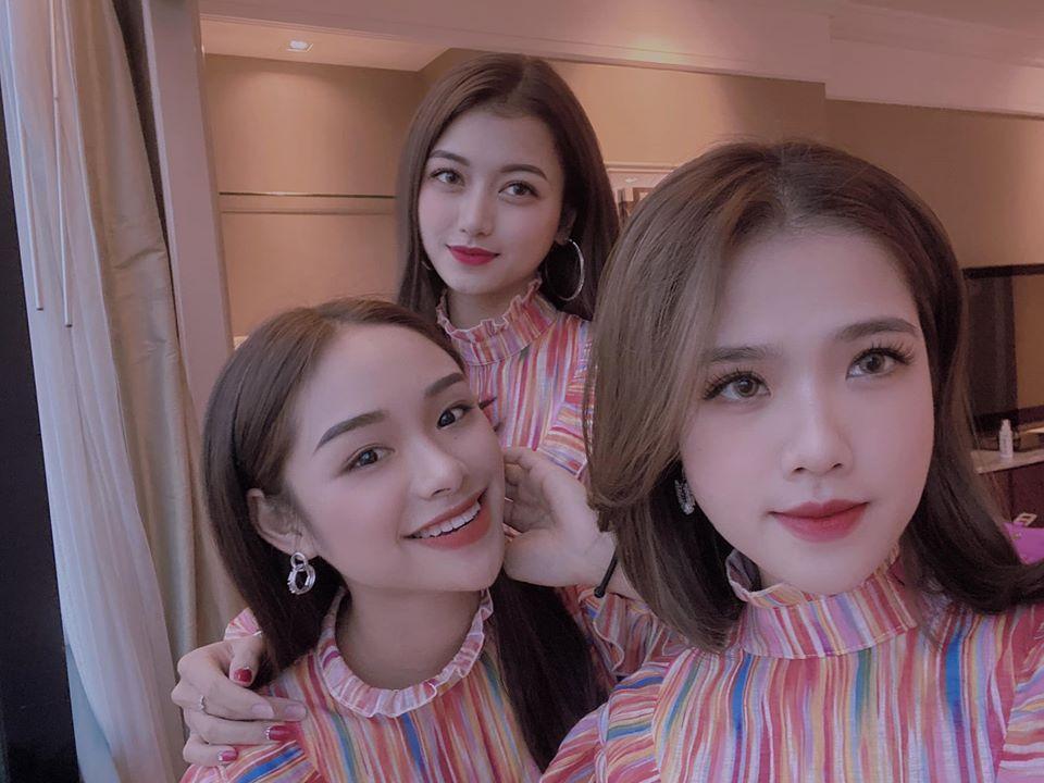 Huyền My bị soi sang Thái Lan cổ vũ Quang Hải nhưng gây chú ý nhất là nhan sắc xinh đẹp-1