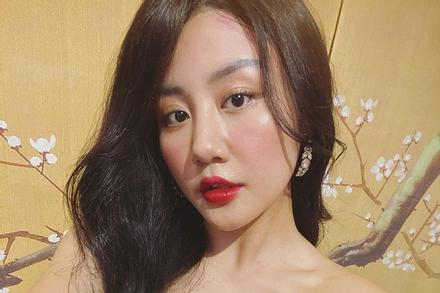 Cận cảnh nhan sắc Văn Mai Hương sau ồn ào lộ clip nóng