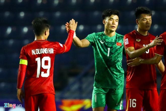 Dân mạng chế ảnh, cổ vũ U23 Việt Nam thắng U23 Triều Tiên-1