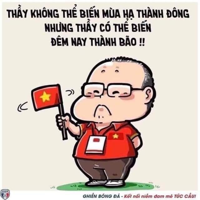 Dân mạng chế ảnh, cổ vũ U23 Việt Nam thắng U23 Triều Tiên-7