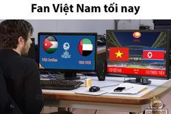 Dân mạng chế ảnh, cổ vũ U23 Việt Nam thắng U23 Triều Tiên