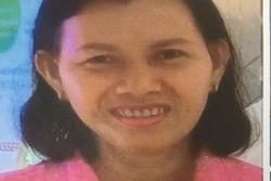 Đi ra ngoài lúc rạng sáng, người phụ nữ mất tích bí ẩn gần 2 tháng ở Sài Gòn