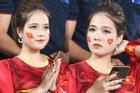 Không còn nghi ngờ gì nữa, bạn gái tin đồn xuất hiện xinh đẹp trên khán đài cổ vũ Quang Hải rồi kìa