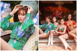 Ninh Dương Lan Ngọc rủ hội 'chăn chuối' về Huế náo loạn biệt phủ Lê Gia