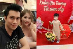 Sau mâu thuẫn tưởng không thể chạm mặt, Việt Anh và vợ cũ cùng nhau đưa con đến trường?