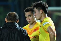 Huỳnh Tấn Sinh 'nếm được vị chát' sau trận thua U23 Triều Tiên