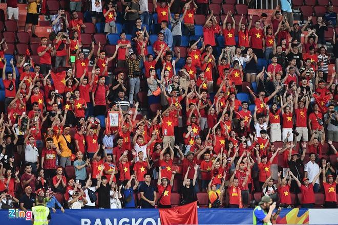 Huỳnh Tấn Sinh nếm được vị chát sau trận thua U23 Triều Tiên-3