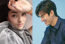 Hồng Quế 'mê sảng' vì vẻ đẹp của Lee Min Ho: 'Em sẽ chờ trước cửa nhà anh'