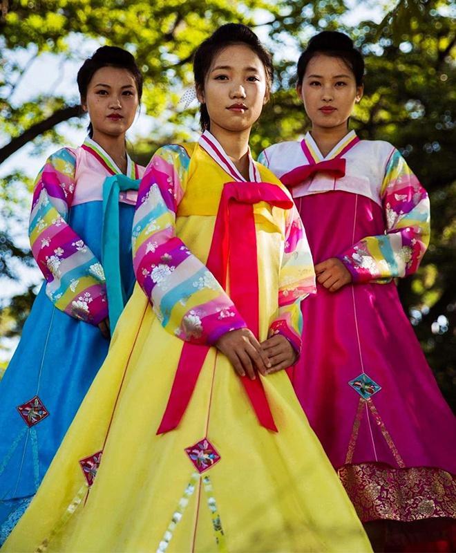 Vượt qua nhiều luật lệ, phụ nữ Triều Tiên làm đẹp như thế nào?-1