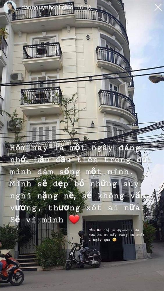 MC Thùy Dung - Quỳnh Chi úp mở chuyện chia tay, không còn sống chung-1